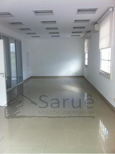 prédio comercial para locação - pinheiros - ref: 105021 - 105021