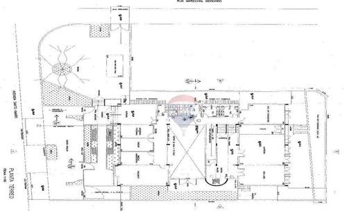 prédio comercial para locação, santo amaro, são paulo - pr0005. - pr0005