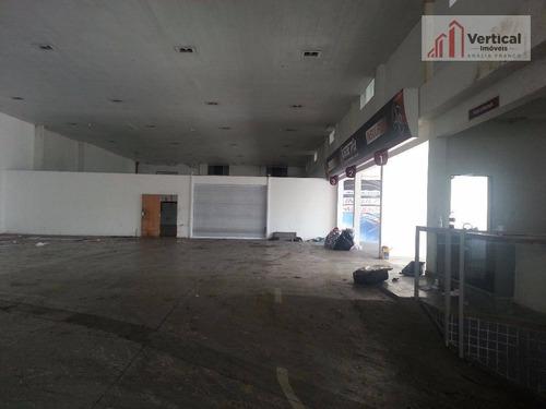 prédio comercial para locação, tatuapé, são paulo - pr0313. - pr0313