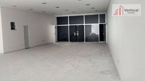 prédio comercial para locação, tatuapé, são paulo - pr0318. - pr0318