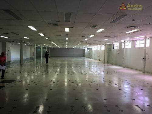 prédio comercial para locação, várzea da barra funda, são paulo. - pr0109