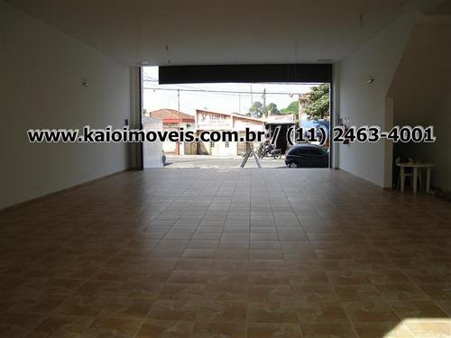 prédio comercial para locação, vila augusta, guarulhos. - codigo: pr0010 - pr0010