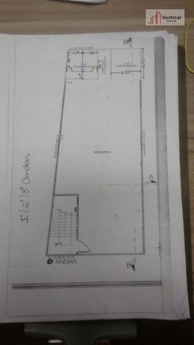 prédio comercial para locação, vila formosa, são paulo - pr0293. - pr0293
