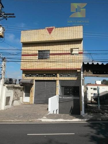 prédio comercial para locação, vila leonor, guarulhos. - codigo: pr0064 - pr0064
