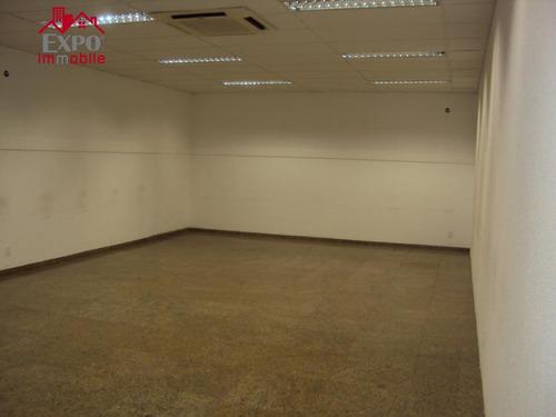 prédio comercial para locação, vila nova, campinas. - pr0006