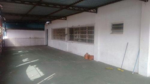 prédio comercial para locação, vila rio branco, são paulo. - pr0008