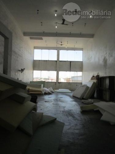 prédio comercial para venda e locação, centro, são josé dos campos - pr0033. - pr0033