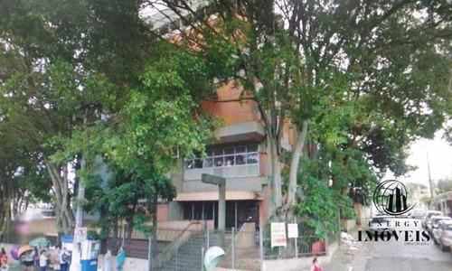 prédio comercial para venda e locação, jardim floresta, são paulo. - pr0008