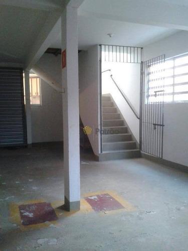 prédio comercial para venda e locação, vila dusi, são bernardo do campo. - pr0069