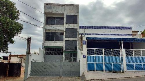 prédio comercial para venda e locação, vila matilde, são paulo - pr0030. - pr0030