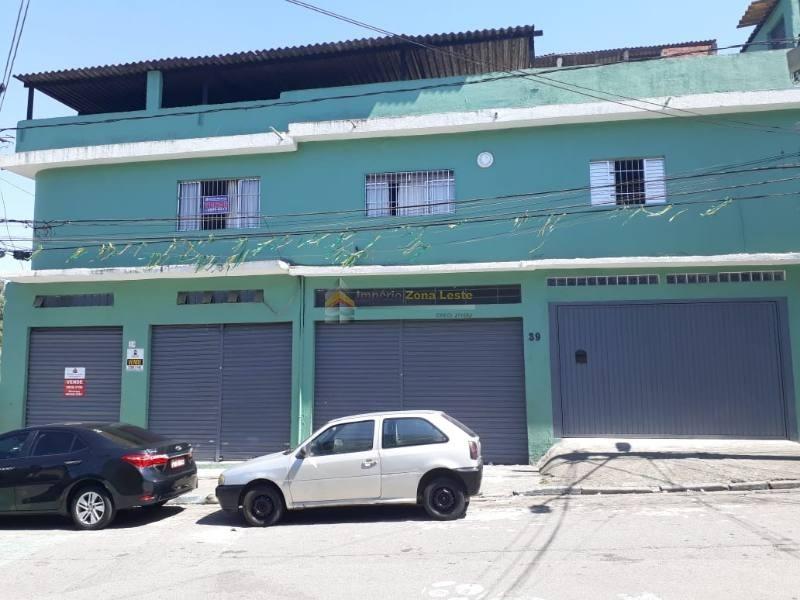 predio comercial para venda no bairro vila ré, 0 dorm, 0 suíte, 2 vagas, 270 m - 3195