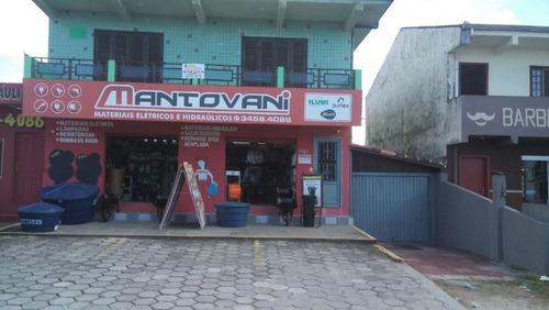 prédio comercial para venda no canoas em pontal do paraná -  - predio125