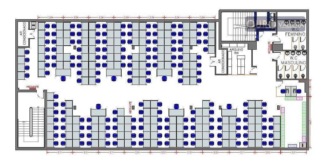 prédio comercial - pc 200108v - pr0131
