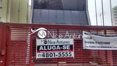 prédio comercial santana - locação - na9853