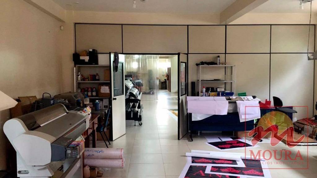 prédio comercial à venda, central, macapá. - pr0016
