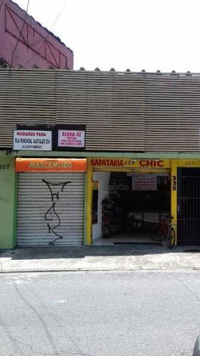 prédio comercial à venda, centro, são bernardo do campo. - pr0058