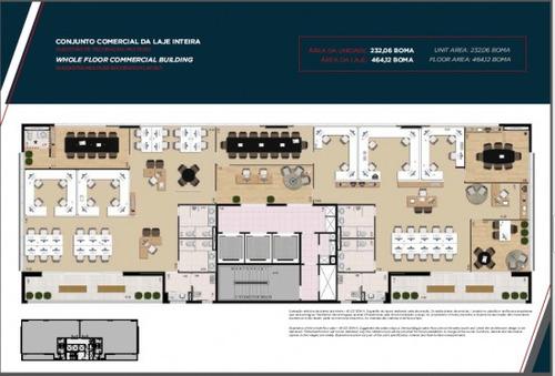 prédio comercial à venda - consolação - ref: 164689 - 164689