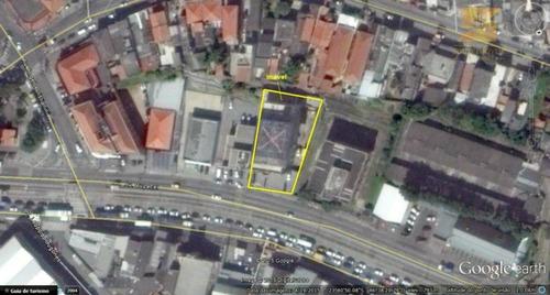 prédio comercial à venda, jardim prudência, são paulo. - codigo: pr0066 - pr0066