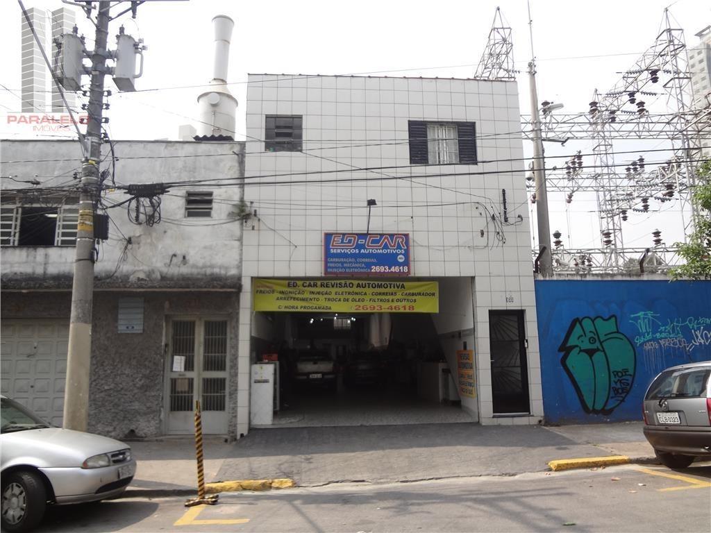 prédio comercial à venda, mooca, são paulo. - pr0039