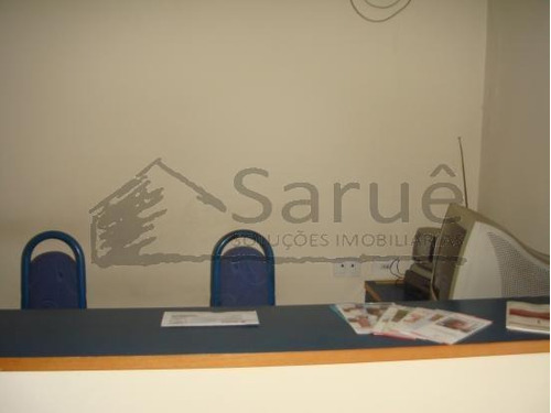 prédio comercial à venda - paraíso - ref: 104892 - 104892
