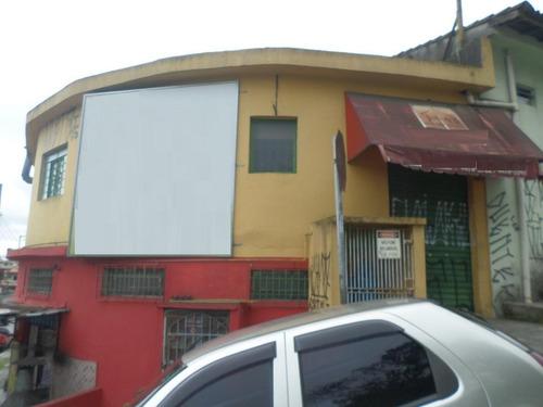 prédio comercial à venda, parque jaçatuba, santo andré - pr0024. - pr0024