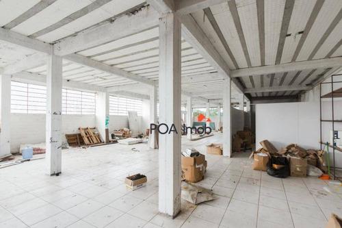 prédio comercial à venda, partenon, porto alegre. - pr0012