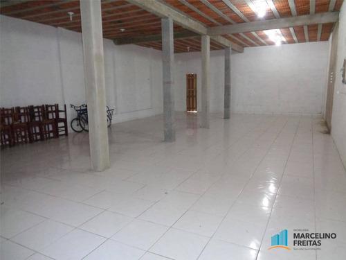 prédio comercial à venda, pavuna, pavuna (pacatuba) - pr0009. - pr0009