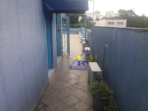 prédio comercial à venda, quarta parada, são paulo. - pr0074
