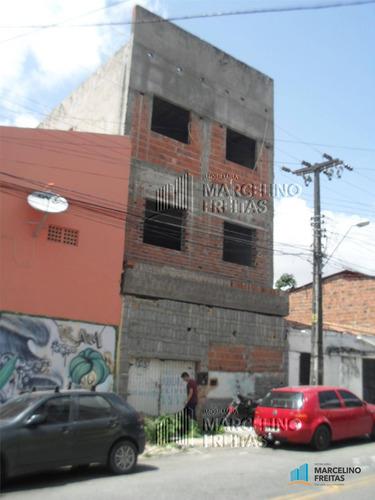 prédio comercial à venda, quintino cunha, fortaleza - pr0011. - pr0011