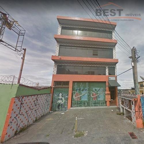 prédio comercial à venda, vila dos remédios, osasco. - pr0124