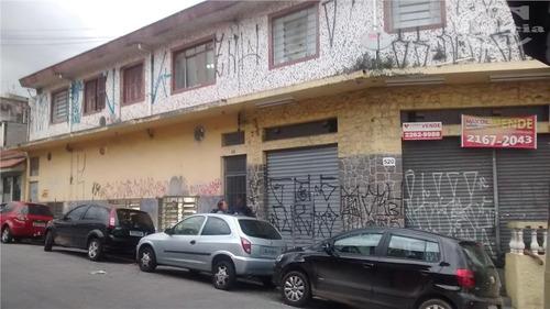 prédio comercial à venda, vila gustavo, são paulo. - pr0025