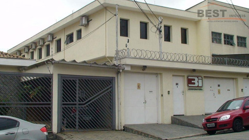 prédio comercial à venda, vila leopoldina, são paulo. - pr0066