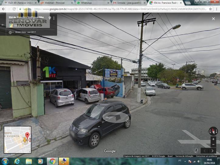 prédio comercial à venda, vila mogilar, mogi das cruzes - . - pr0007