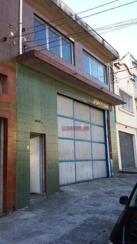 prédio  comercial à venda, vila monumento, são paulo. - pr0002