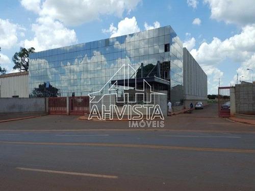prédio comercial/industrial entre campinas - paulínia - pr00009