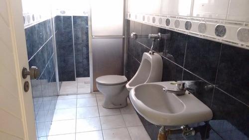 prédio c/várias salas,6 banheiros,copa, vagas - cambucí