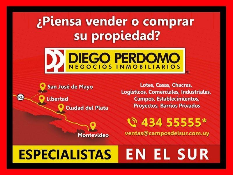 predio de 13250 m² con mejoras en venta, tacuarembó
