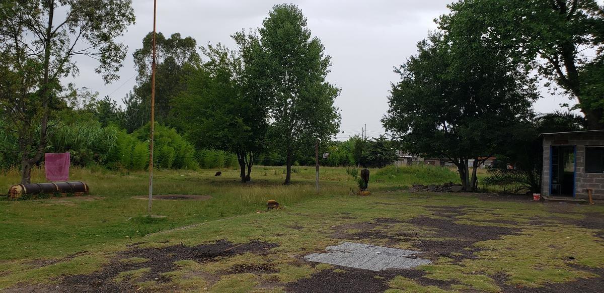 predio de más de 3 hectáreas en florencio varela con oficinas y depósito
