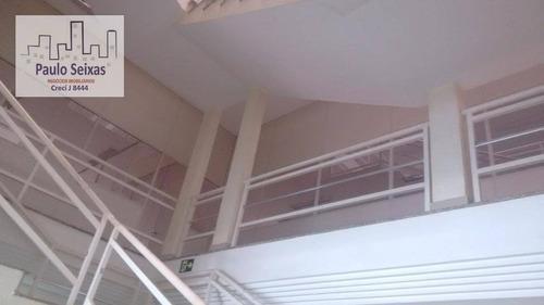 prédio e galpão casa verde localização/acabamento - pr0016