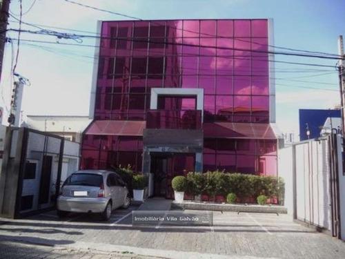 prédio em guarulhos - sp - bairro centro - 4115-1
