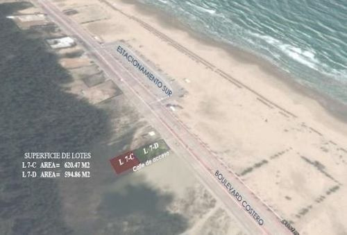 predio en venta en playa miramar blvd. costero, cd. madero, tam.