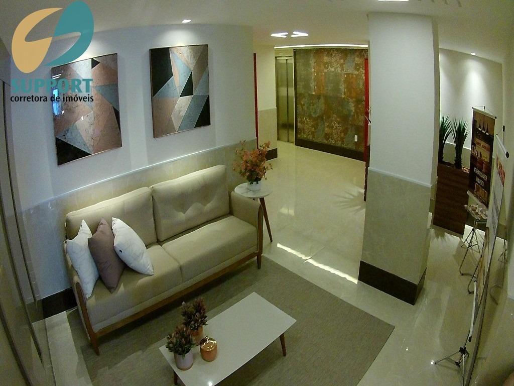 prédio frente para o mar apartamento novo - 1873 - 34418801