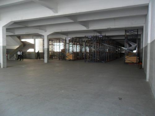 prédio galpão 9.600 m² - venda ou locação no tatuapé