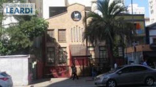 prédio higienópolis  - são paulo - ref: 482703