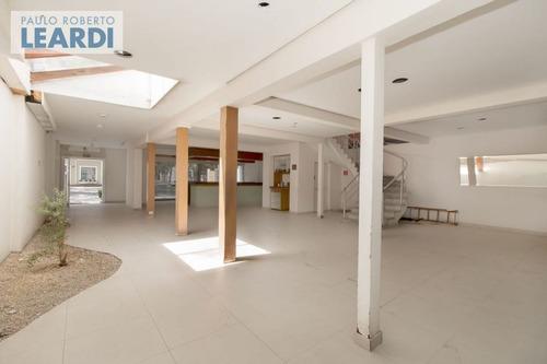prédio indianópolis - são paulo - ref: 522161