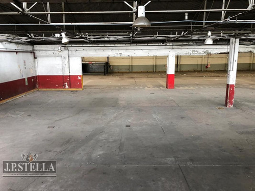 predio industrial / comercial - fracción 14000 m² - cubiertos 10995 m² - san justo
