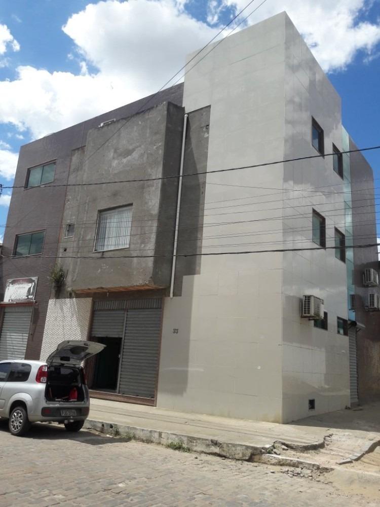 prédio misto - comercial e residencial (centro-cruz das alma