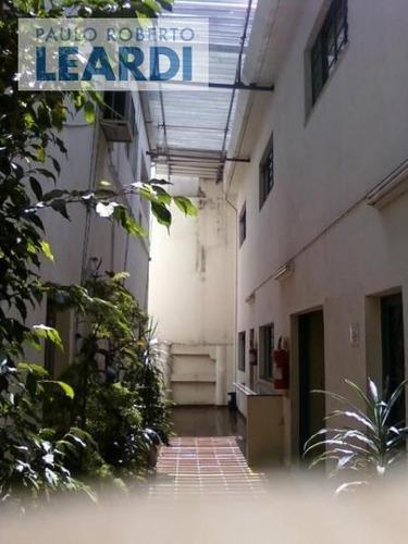 prédio moema pássaros  - são paulo - ref: 273957
