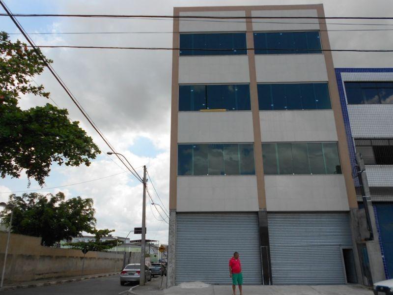 prédio no centro comercial de camaçari - 116