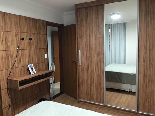 prédio novo apartamento 03 quartos suite vaga paralela - 877